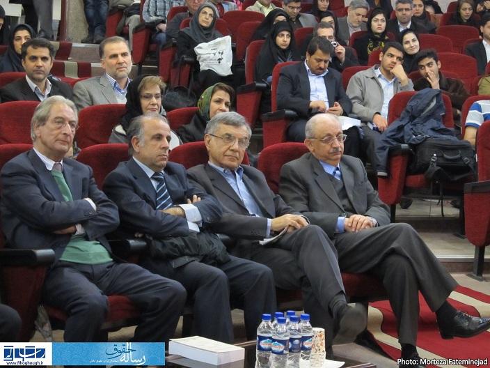 بزرگداشت دکتر محمدرضا ضیائی بیگدلی