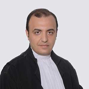 میثم مهدوی وکیل پایه یک دادگستری متخصص در دعاوی ارث و تقسیم ترکه و دعاوی تجاری قراردادها
