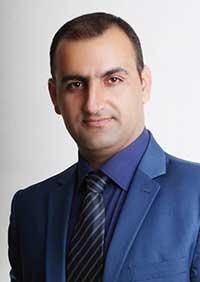 علی خسروی وکیل دادگستری پذیرفته شده آزمون وکالت مرکز با رتبه۹ متخصص در دعاوی حقوقی،کیفری، خانواده ، ثبتی، ارث و تقسیم ترکه