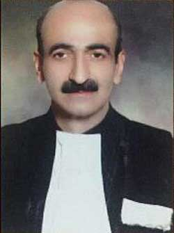 حمیدرضا کیائی وکیل پایه یک دادگستری و مشاور حقوقی