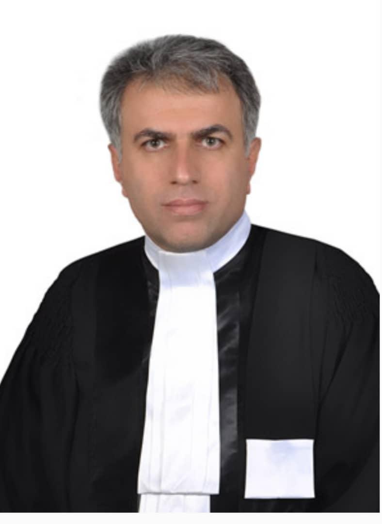 شکراله شکری وکیل پایه یک دادگستری و مشاور حقوقی