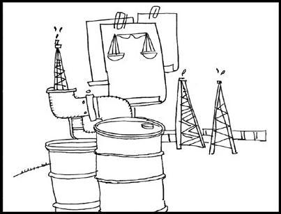 سیر تحولات حقوقی و سیاسی صنعت نفت ایران