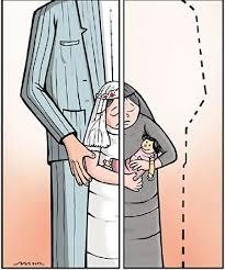 ازدواج کودکان همچنان قانونی است