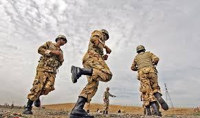 مدت خدمت سربازی افزایش نمی یابد