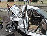 کاهش 10درصدی تلفات حوادث راننندگی در فروردین ماه سال جاری