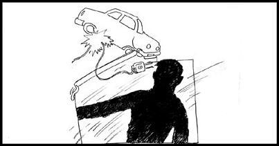 تاثیر اشتباه قاتل در شخص و شخصیت مجنی علیه