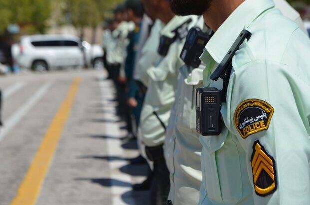آیا پوشیدن لباس ماموران نیروی انتظامی جرم است ؟