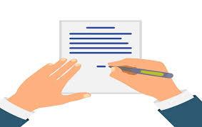 کاربری اظهارنامه برای مطالبه رسمی حق