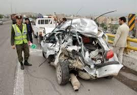 مسئولیت عابر پیاده در حوادث رانندگی