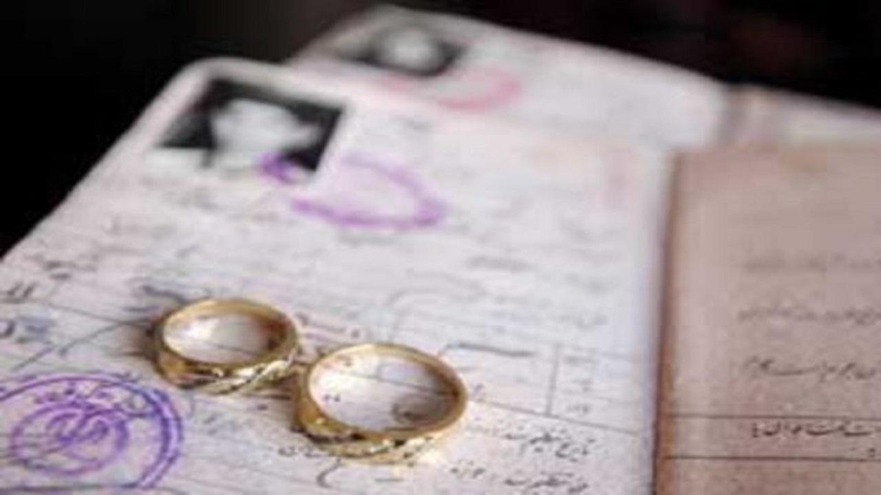 رشد 20 درصدی ازدواج در سال 99