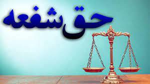 نگاهی به حق شفعه در قانون مدنی