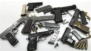 مجازات قاچاق اسلحه و مهمات