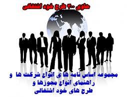 نظام نامه اجرای قانون ثبت شرکتها