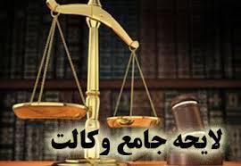 پورمحمدی: لایحه وکالت برای طرح در دولت آماده است