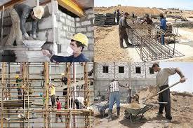 قانون بیمه اجباری کارگران ساختمانی